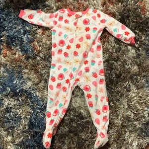Carters footed pijama